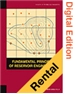 Fundamental Principles of Reservoir Engineering (Digital Edition -Rental)