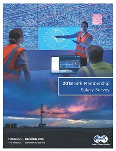 2018 SPE Membership Salary Survey Report