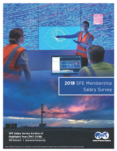 2019 SPE Salary Survey Archive of Highlights (1967-2019)