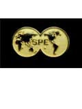 SPE Gold Plated Lapel Pin