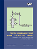 The Design Engineering Aspects of Waterflooding
