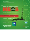 2009 SPE Middle East Oil & Gas Show and Conference