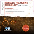 2013 SPE Hydraulic Fracturing Technology Conference