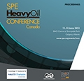2013 SPE Heavy Oil Conference Canada