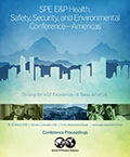 2015 SPE E&P Health, Safety, Security & Environmental Conference -Americas