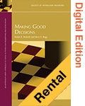 Making Good Decisions (Digital Edition -Rental)
