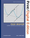 Phase Behavior (Print and Digital Edition Set)